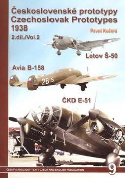 Československé prototypy 1938 II. díl