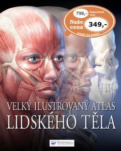 Velký ilustrovaný atlas lidského těla