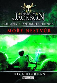 Percy Jackson Moře nestvůr