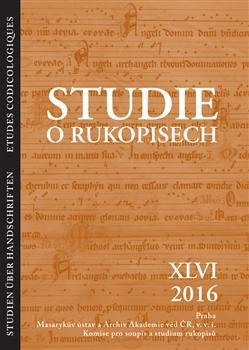 Studie o rukopisech 46
