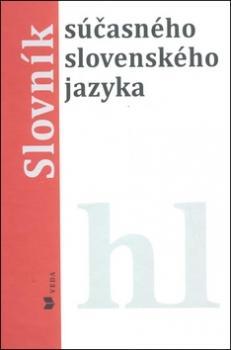 Slovník súčasného slovenského jazyka hl