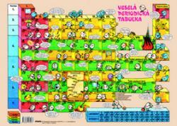 Veselá periodická tabuľka