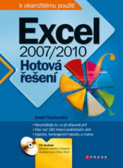 Microsoft Excel 2007/2010 + CD ROM