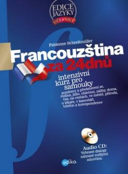 Francouzština za 24 dnů + CD