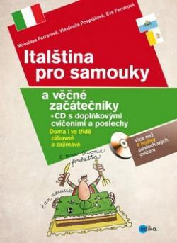 Italština pro samouky a věčné začátečníky + CD