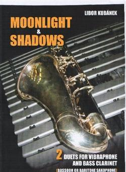 Moonlight and Shadows-duet pro vibrafon a bass clarinet