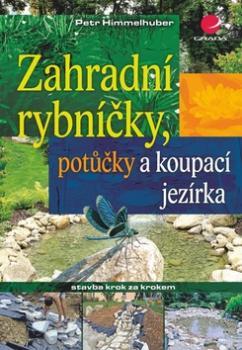 Zahradní rybníčky, potůčky a koupací jezírka