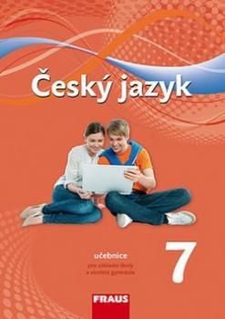 Český jazyk 7 učebnice