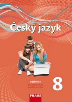 Český jazyk 8 Učebnice