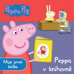 Peppa Pig Peppa v knihovně