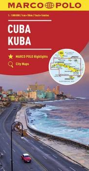Kuba - Cuba / City maps 1:1mil.