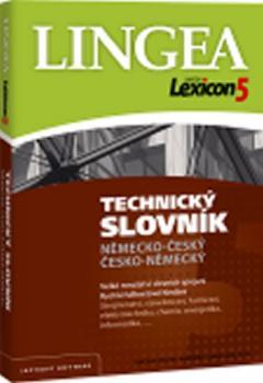 Lexicon 5 Německý technický slovník - CD ROM