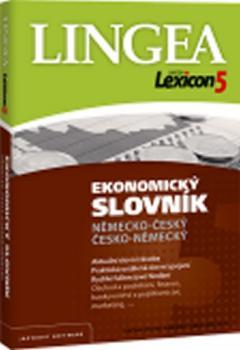 Lexicon 5 Německý ekonomický slovník - CD ROM