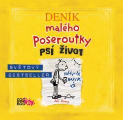 Deník malého poseroutky 4 - audio CD