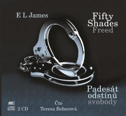 Fifty Shades Freed: Padesát odstínů svobody (audiokniha)