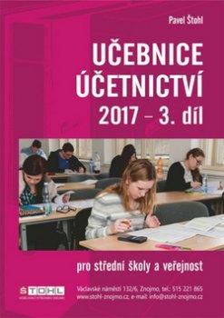 Učebnice Účetnictví 2017 - 3. díl