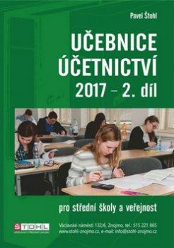 Učebnice Účetnictví 2017 - 2. díl