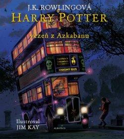 Harry Potter a vězeň z Azkabanu - ilustrované vydání