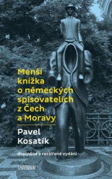 Menší knížka o německých spisovatelích z Čech a Moravy