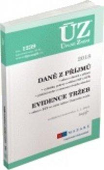 ÚZ 1239 Daně z příjmů, evidence tržeb 2018