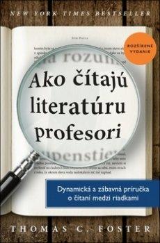 Ako čítajú literatúru profesori