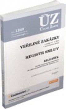 ÚZ 1248 Veřejné zakázky, Registr smluv