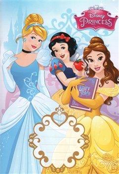Školní sešit Princezny – Trio