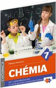 Chémia pre 7. ročník základnej školy a 2. ročník gymnázia s osemročným štúdiom