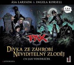 Pax 3 & 4 Dívka ze záhrobí & Neviditelný zloděj