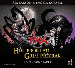 Pax 1 & 2 - Hůl prokletí & Grim přízrak - CDmp3 (Čte Jan Vondráček)