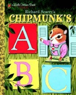 Richard Scarry´s Chipmunk´s ABC
