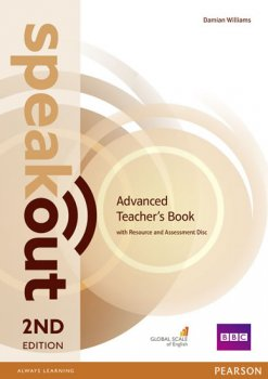 Speakout Advanced 2nd Edition Teacher´s Guide with Resource & Assessment Disc Pack
