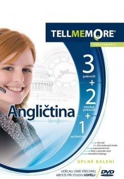 Tell me More Angličtina (sada 1–3) verze 9.0