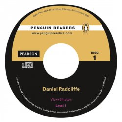 Level 1: Daniel Radcliffe Book and CD Pack