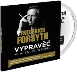Vypravěč: Vlastní životopis - CDmp3 (Čte Jan Hyhlík)