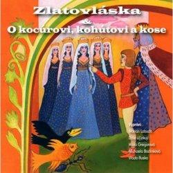 Zlatovláska/O kocúrovi - CD
