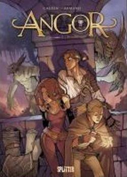 Angor 1 - Die Flucht
