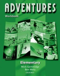 Adventures Elementary: Workbook