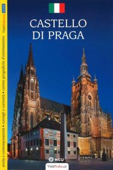 Pražský hrad - průvodce/italsky