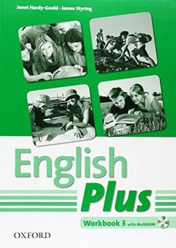 English Plus: 3: Workbook with MultiROM : An English secondary course for students aged 12-16 years