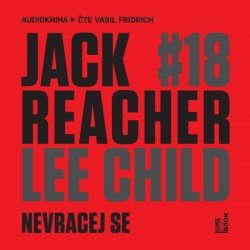 Jack Reacher: Nevracej se - CDmp3 (Čte Vasil Fridrich)