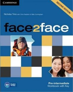 face2face 2nd Edition Pre-intermediate: Workbook with Key