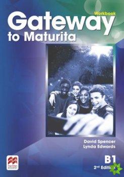 Gateway to Maturita 2nd Edition B1: Workbook