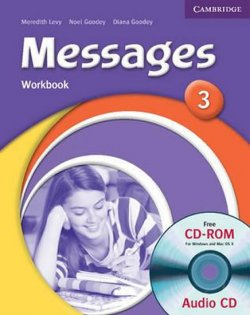 Messages Level 3: Workbook with Audio CD/CD-ROM