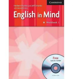 English in Mind Level 1: Workbook with Audio CD/CD-ROM
