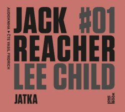 Jack Reacher: Jatka - CDmp3 (Čte Vasil Fridrich)