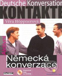 Aktivní německá konverzace + CD-ROM