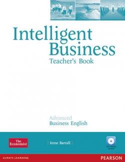 Intelligent Business Advanced Teacher´s Book/Test Master CD-ROM Pack