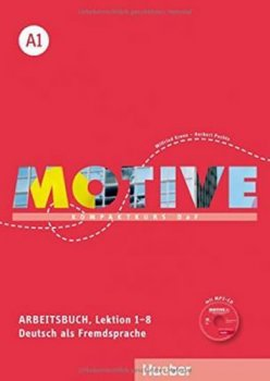 Motive A1: Arbeitsbuch, L. 1-8 mit MP3-Audio-CD