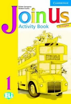 Join Us for English Level 1: Activity Book